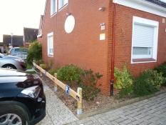 Ferienwohnungen Kolks Huus Neuharlingersiel mit 3 Parkplätzen, 1 Parkplatz für jede Wohnung