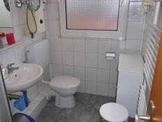 Duschbad mit Handtuchheizung FeWo 3