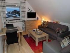 Gemütliches Wohnen für 2 Personen in der Ferienwohnung 2 Kolks Huus in Neuharlingersiel nahe Strand und Hafen