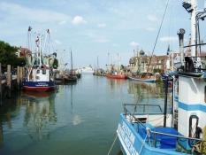 Ferienwohnungen Kolks Huus nahe am Hafen von Neuharlingersiel