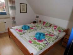Separates Schlafzimmer FeWo 3