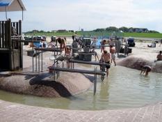 Ferienwohnungen Kolks Neuharlingersiel nahe am Strand von Neuharlingersiel